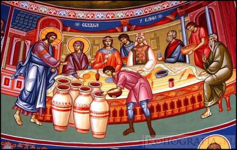 Cud wKanie Galilejskiej