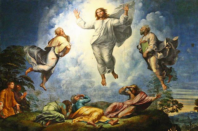 Transfiguration Raffaelo