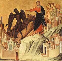 Kuszenie Jezusa