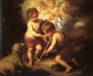 Iesus et Ioannes